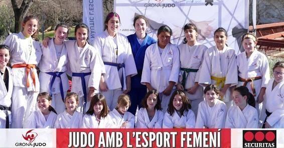 EL JUDO AMB L'ESPORT FEMENÍ