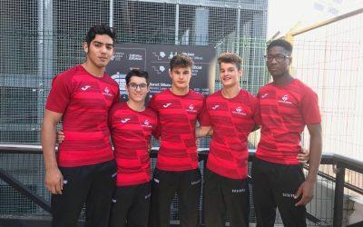 Campeonato España Cadetes – SUB18