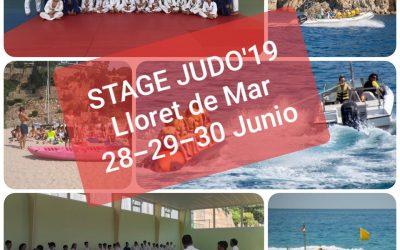 STAGE JUDO COSTA BRAVA 2019