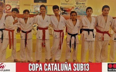 COPA CATALUÑA CARDADEU SUB13