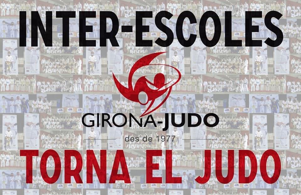 INTERESCOLES – VUELVE EL JUDO!